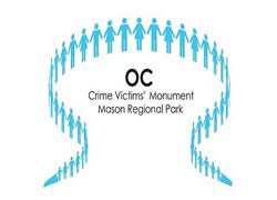 Crime Victims' Memorial Logo