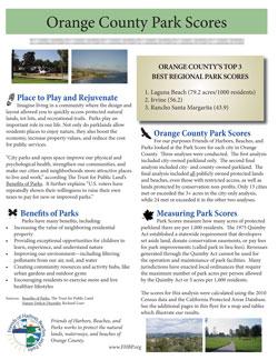 Park Scores