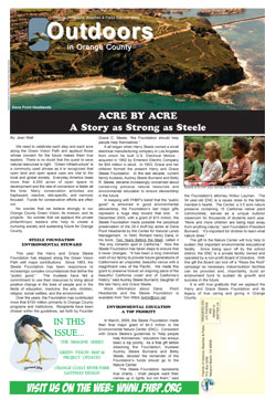 Summer 2006 Newsletter