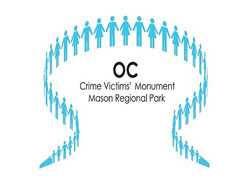 Crime Victims' Memorial Logo