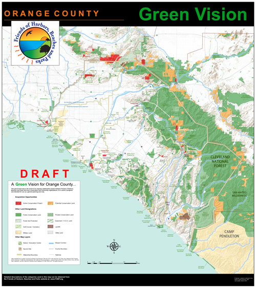 Green Vision Map 2020